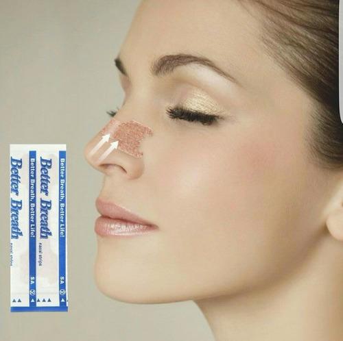 tiras nasales, respirar mejor antirronquidos, unidad/ $800