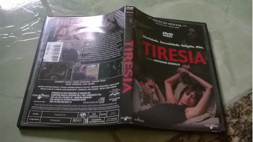 tiresia dvd original