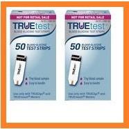tirillas glucometro true test true2go true result 100 unid e