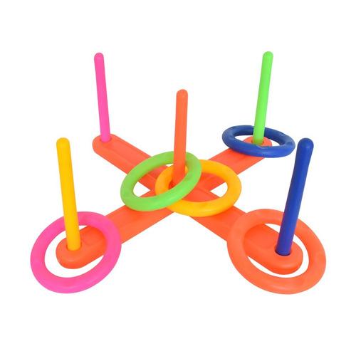 tiro con aro puntería juego de mesa familiar jef diako