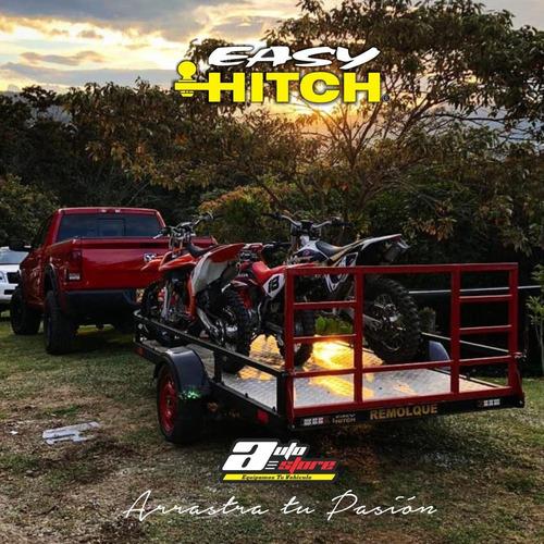 tiro de arrastre easy hitch ford edge titanium desde 2017