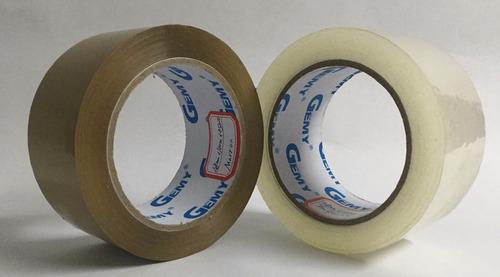 tirro cinta de embalar  100mts 2 pulgadas alta resistencia