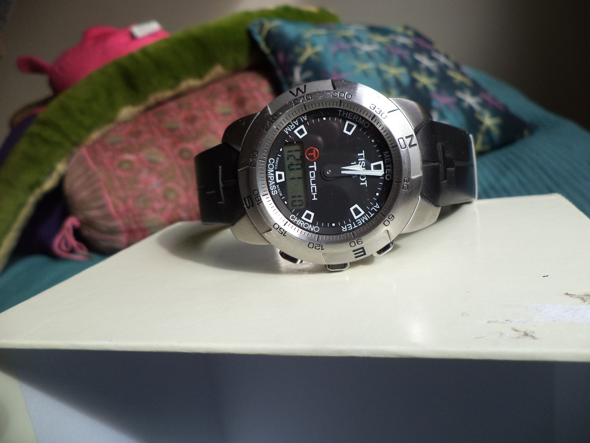 Reloj Tissot Touch Z 253 353 Hombre 360 000 En Mercado