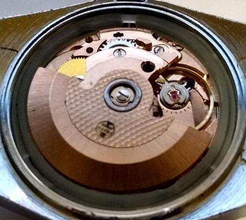 tissot seastar automatico suizo 21 joyas 70s de gran lujo