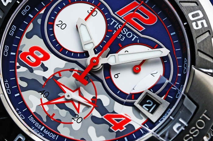 fbdd9b868f6 Tissot T-race Nicky Hayden Chronograph Men s Watch - R  2.600