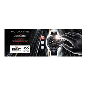 Tissot T Race Touch T081.420.17.057.01 Ultimo Modelo Tactil