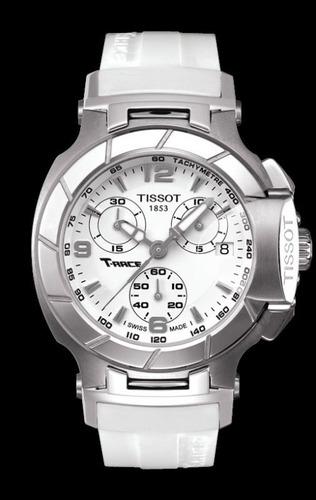 tissot t-race ultimo modelo 3 tonos ladie t048.217.17.017.00