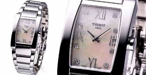 tissot t-trend generosi-t diamonds ladies t007.309.11.116.00