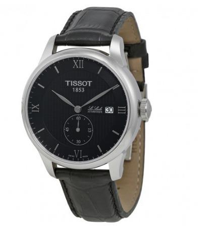 tissot  t0064281605801 le locle reloj automatico hombre