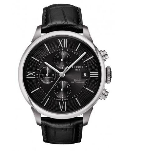 tissot t0994271605800 chemin des tourelles reloj hombre