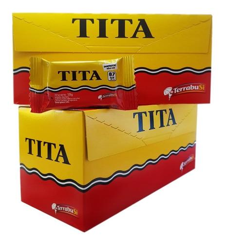 tita caja promo x 36 unidades - barata la golosineria