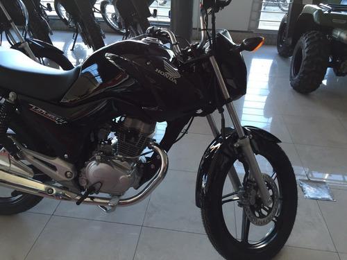 titan 150 honda moto