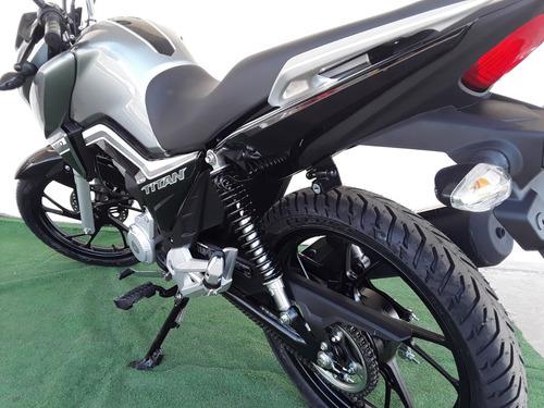 titan 160 flex freios cbs painel digital wzap * vd/tr/financ