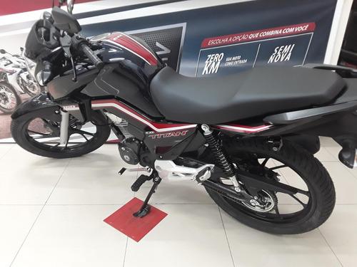 titan 160 flex modelo 2020 - com freios cbs, painel digital