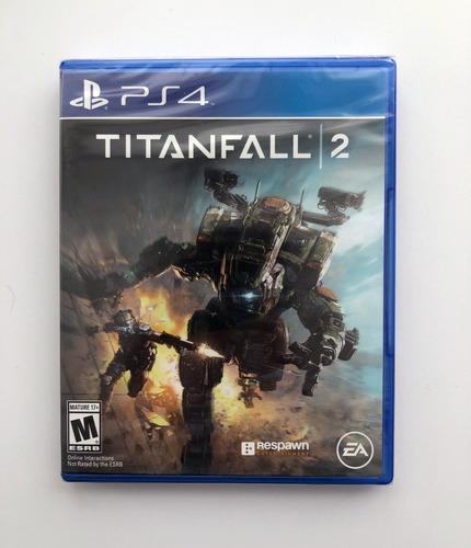 titan fall 2 - ps4