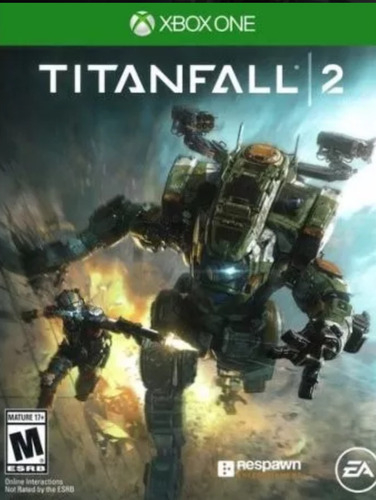 titan fall 2 usado xbox one fisico