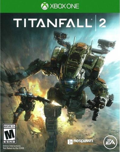 titan fall 2 - xbox one fisico nuevo & sellado