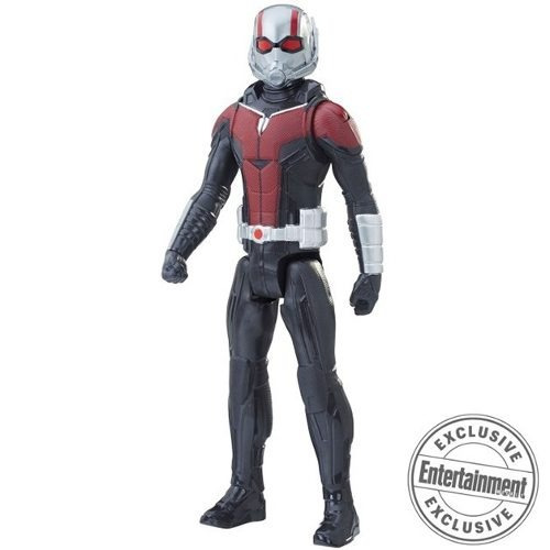 titan figura ant-man the wasp e1376 powerfx hasbro e0844