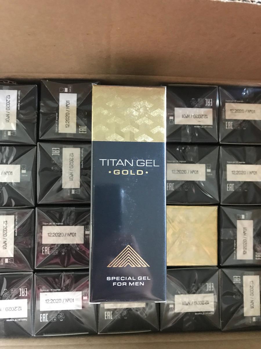 titan gel gold original distribuidor oficial envío gratis