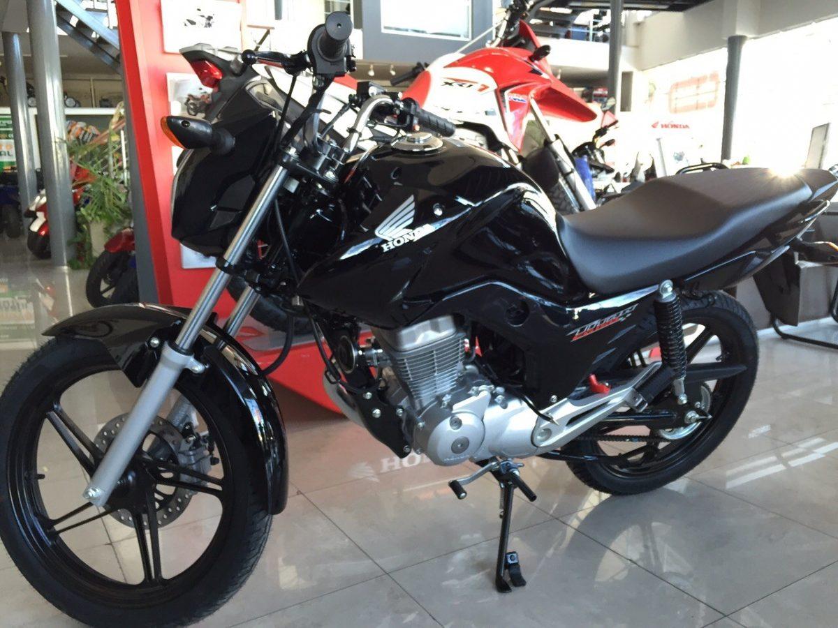 Honda Cg 150 Titan New 0km 2019 Ahora 12 Cuotas Credito