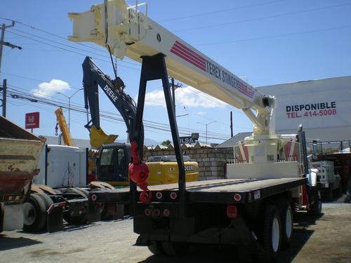 titan international capacidad 17 ton recien importado