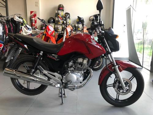 titán motos honda