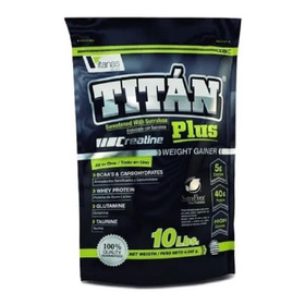 Titan Plus Proteína Creatina 10 Libra - L a $15990