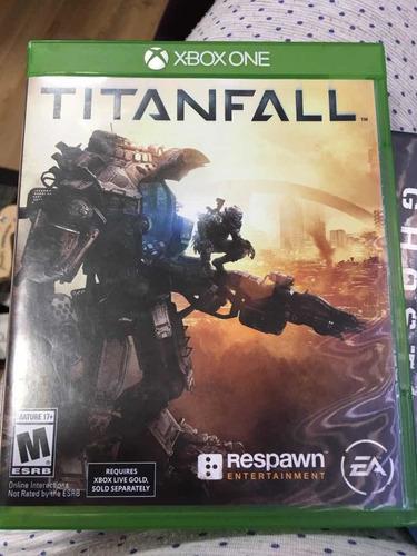 titanfall 1 para xbox one