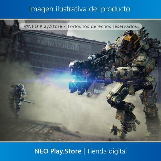Titanfall 2 Juego Ps4 Fps Online Multijugador Accion Nuevo 299