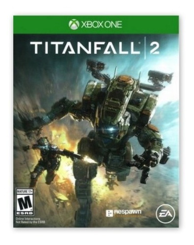 titanfall 2 juego xbox one original digital + oferta