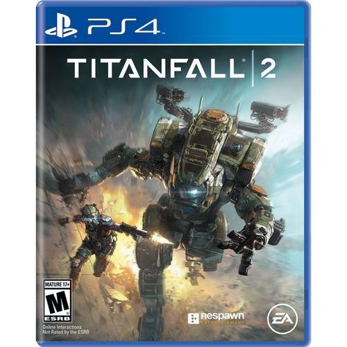 titanfall 2 - nuevo y sellado - playstation 4 - ps4