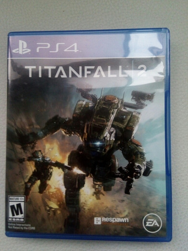 titanfall 2 play station 4