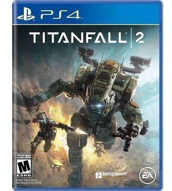 titanfall 2 ps4  sellado envio gratis 24 hrs