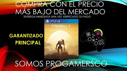 titanfall 2 ultimate edition digital ps4 primaria