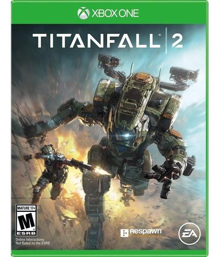 titanfall 2 xbox one - juego fisico - prophone