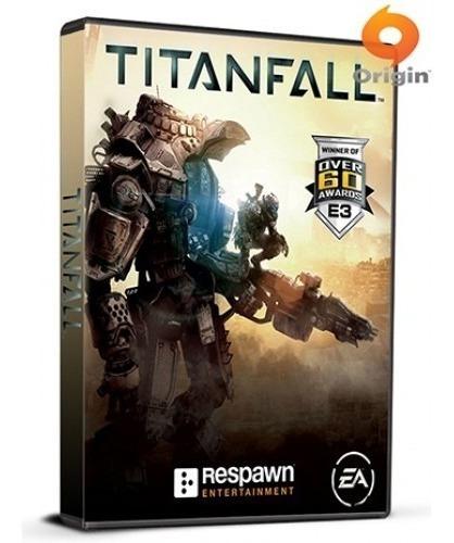 titanfall cd key ea origin codigo original