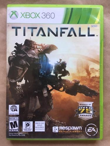 titanfall xbox 360. envíos todo chile