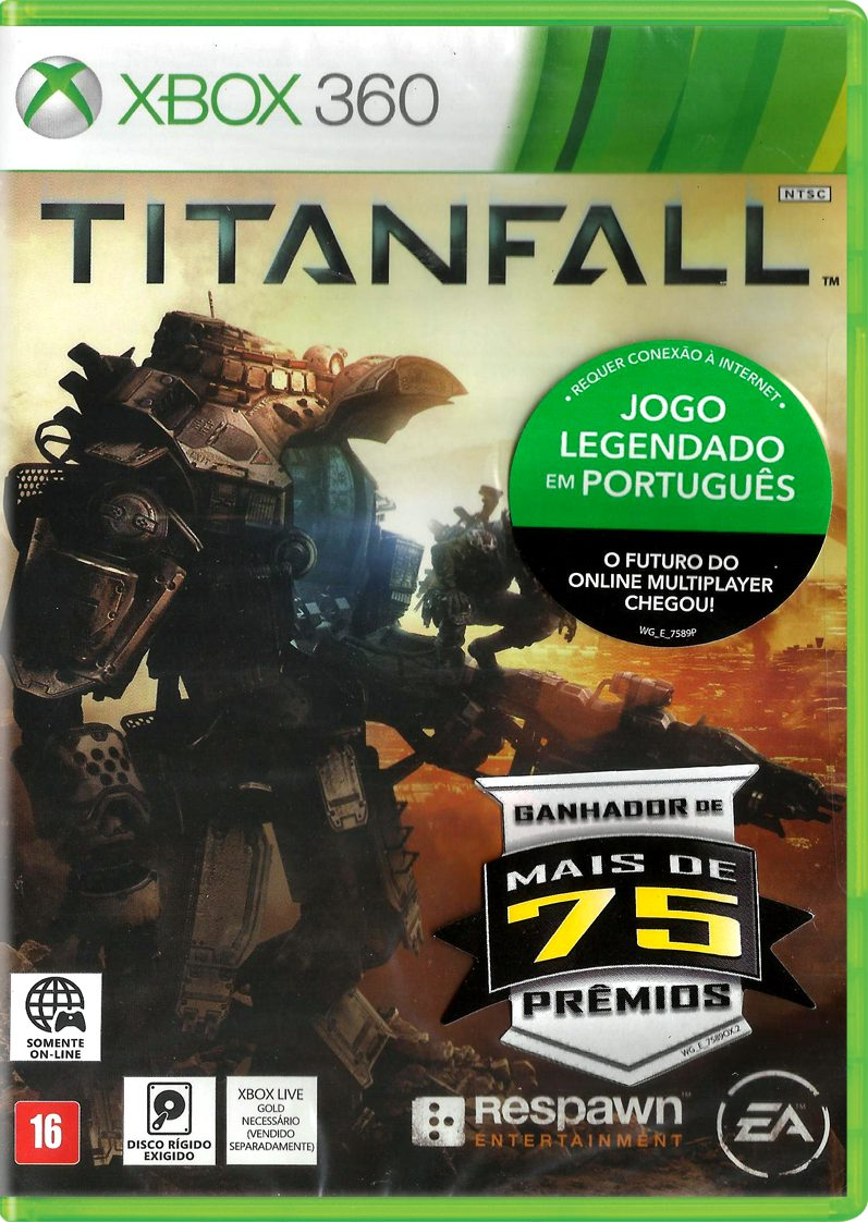 Resultado de imagem para JOGO TITANFALL XBOX360