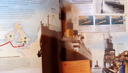 titanic - tragedia en el mar
