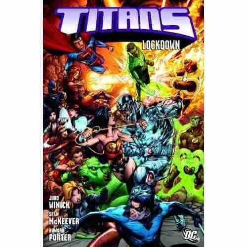 titans vol. 2: lockdown