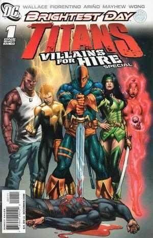titans vol. 4: villains for hire