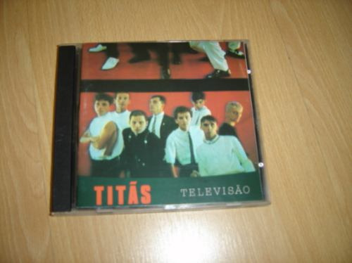 titas televisao arnaldo antunes cd rock brasil tribalistas