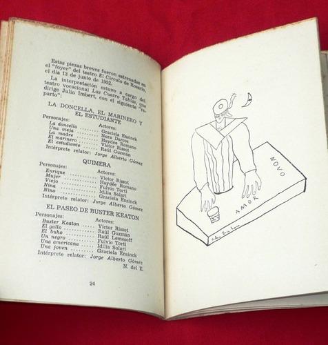 títeres de cachiporra federico garcía lorca losange 1953