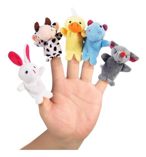 títeres dedos - unidad a $5000