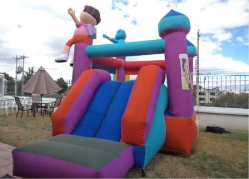 titeres saltarines fiesta infantil  d-movil