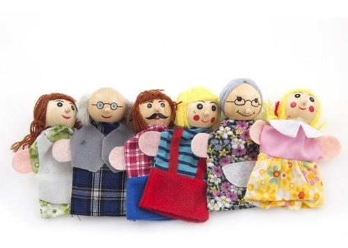 titeteres de dedos familia con abuelas!!!