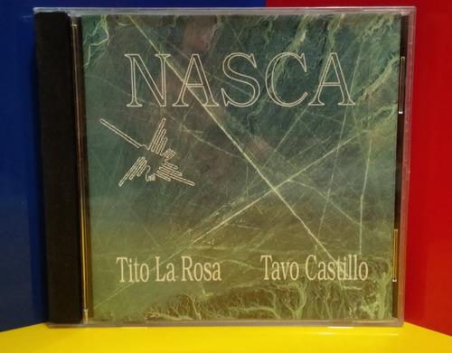 tito la rosa y tavo castillo - nasca (2006)
