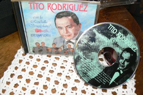 tito rodriguez rondalla vzlna * cd joyas de coleccion  2018