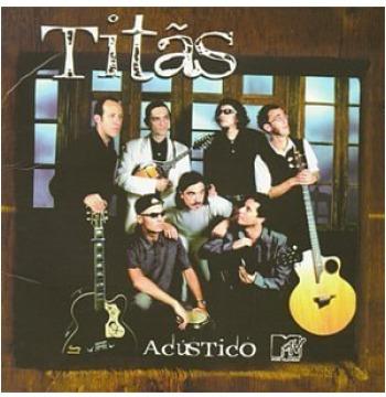 titãs - acustico (cd)