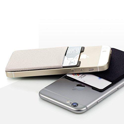 titular de la tarjeta, sinjimoru stick-on wallet funcionamie